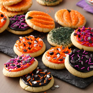 betty crocker easy halloween cookies