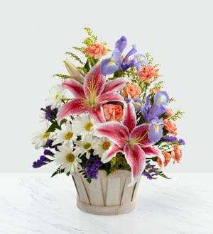Dia de la Madre lilies