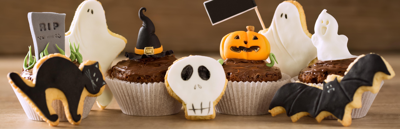 easy halloween desserts