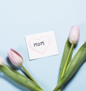 Dia de la Madre card